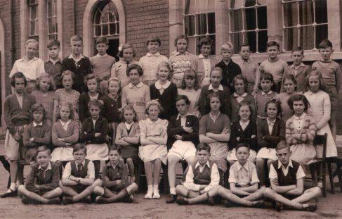 Widden Street School 1954