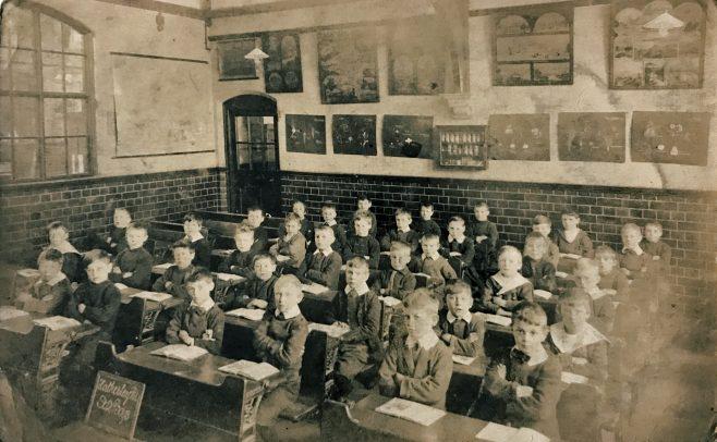Hatherley Rd School