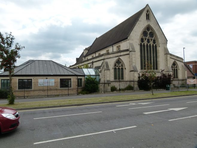 The Anglo-Asian Cultural Centre (formerly All Saints Church) | Dave Bailes