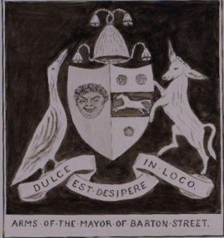 The Mock Mayors of Barton Street