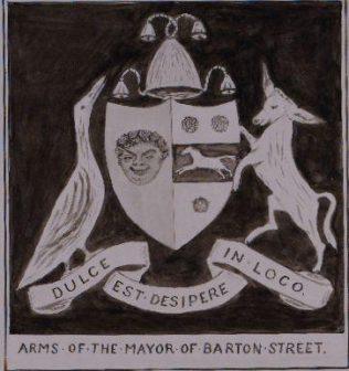 The Mock Mayors of Barton Street