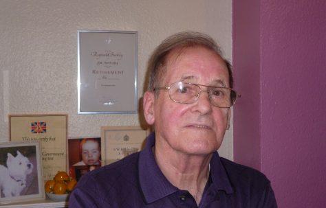 Reginald Buckley