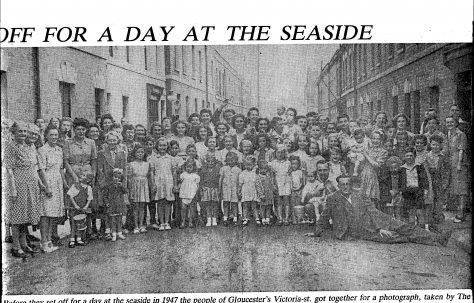 Memories of Widden School and Victoria Street