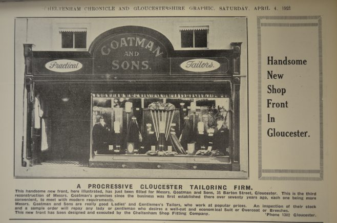 Chaltenham Chronicle & Gloucestershire Graphic | Gloucestershire Archives