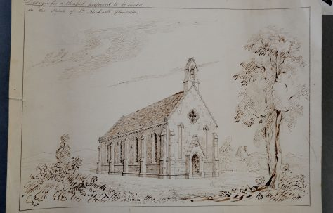 St James' Church: a short historical note