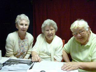 Sheila, Olive, Pat 1