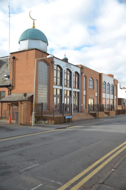 Massid E Noor Mosque, Ryecroft St | Dave Bailes