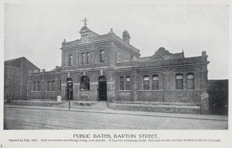 Gloucester's Public Baths