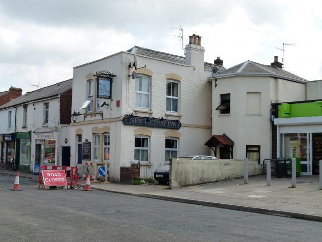 New Victory Inn, High Street | Dave Bailes