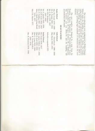 Programme P 5