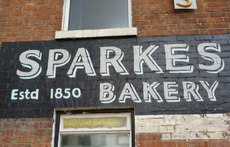 Sparkes' Bakery in World War 2