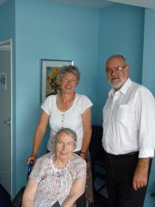 Margaret, Vivian, & Tony 1