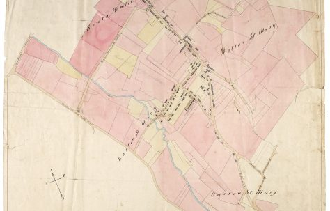 Maps of Barton and Tredworth