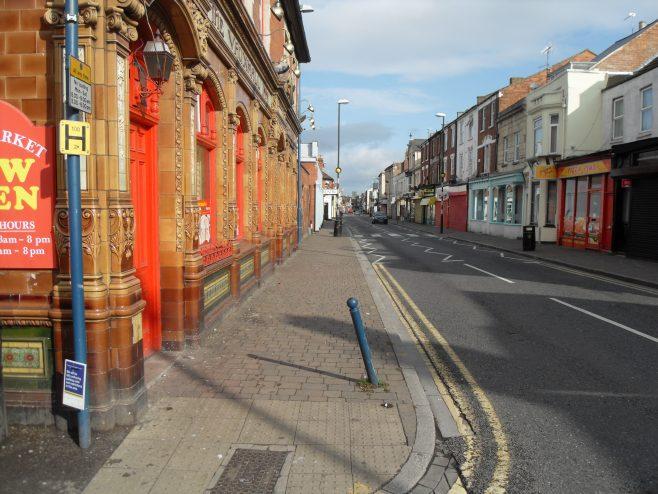 Photographs of Barton Street