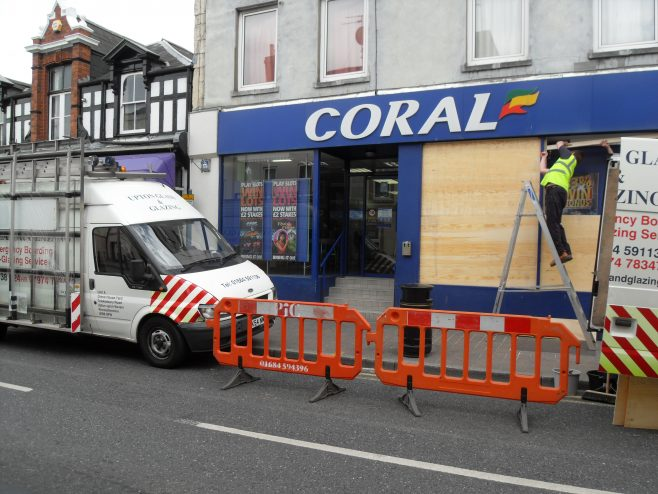 The Gloucester Riot, 10 August 2011