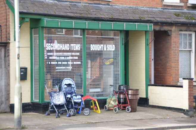 Secondhand Items shop, Tredworth Rd | Dave Bailes