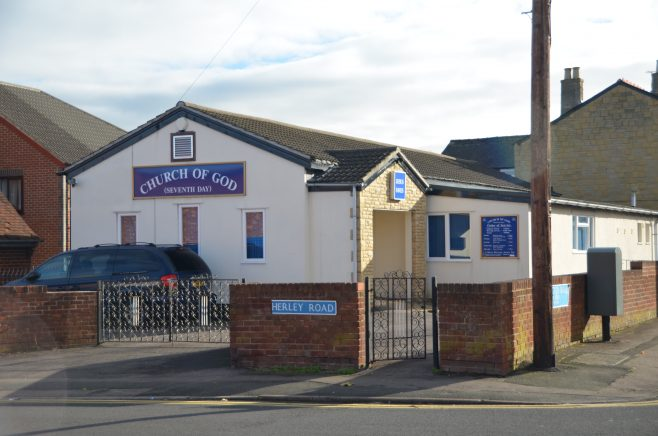 Seventh Day Adventist Church of God, Hatherley Rd | Dave Bailes