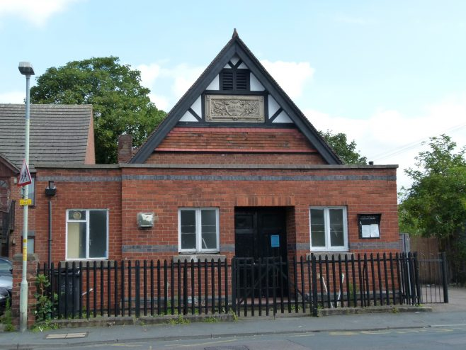 St James' parish room, front view | Dave Bailes