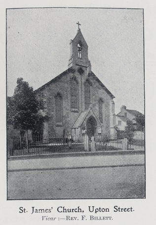 St James' Community Heritage Project | Gloucestershire Archives (ref. NV3/3/1)
