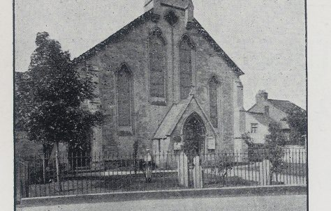 St James' Community Heritage Project