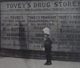 Tovey's Drug Store