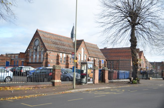 Tredworth Junior School, Tredworth Rd | Dave Bailes