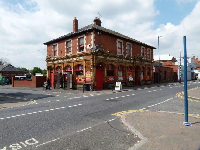 Vauxhall Inn, Barton Street | Dave Bailes