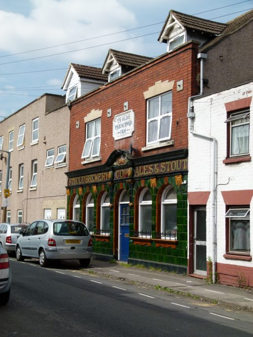 Old Robin Hood Inn, Hopewell Street | Dave Bailes