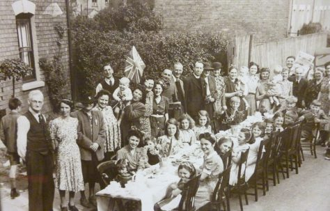 Wartime in Barton and Tredworth
